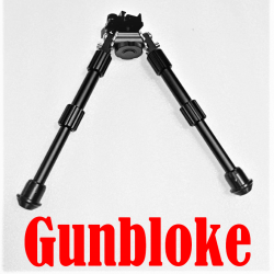 GUNBLOKE TACTICAL BIPOD - CHASSIS RIFLE